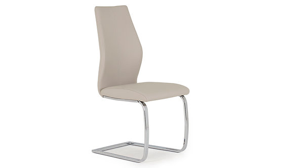 Elis Dining Chair - Taupe