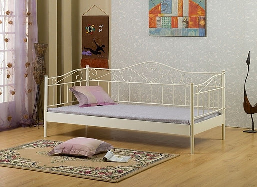 Lorraine Cream Day Bed