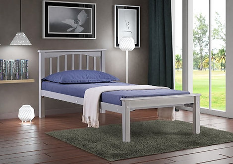 Sandra Bed Frame Grey