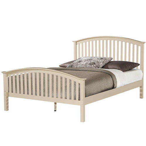 Malta 4FT Bedframe Cream