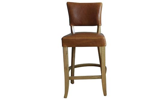 Duke Bar Chair - Tan Brown