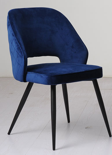 Sutton Dining Chair - Blue