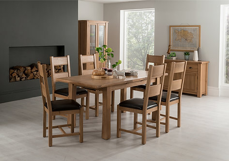 Breeze Extending Dining Table