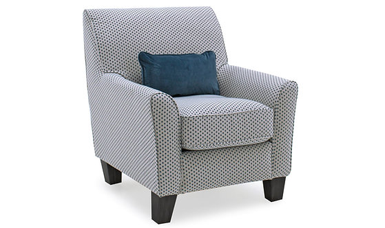 Cantrell Accent Chair – Teal