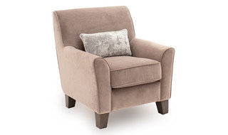 Cantrell Accent Chair – Taupe