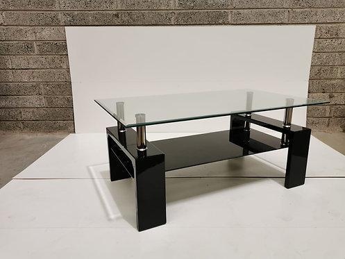 Frankfurt Black Coffee Table