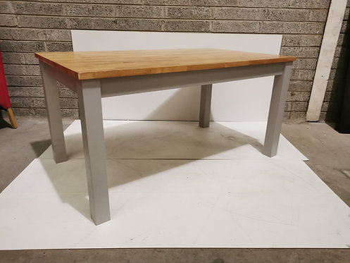 Rochester 5FT Grey and Oak Dining Table