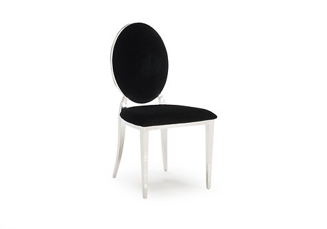 Victoria Dining Chair - Black