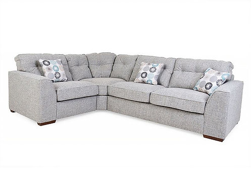 Kennedy Fabric Corner Sofa