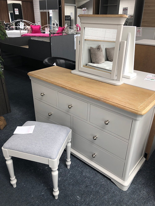 Brentwood 7 Drawer Chest