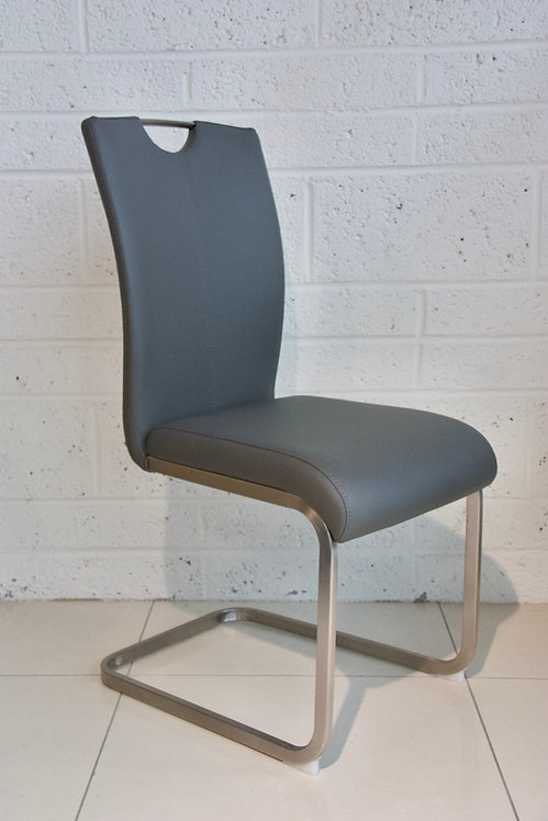 Lazzaro Dining Chair - Grey