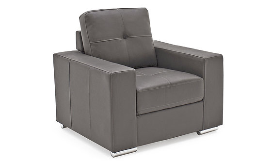 Gemona 1 Seater - Grey