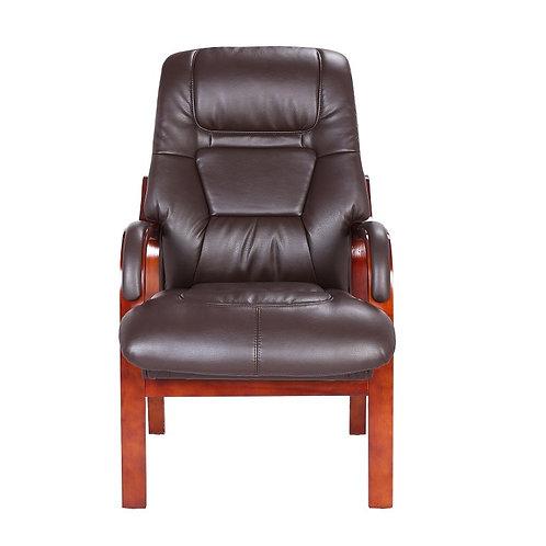 Vera Fireside Chair - Brown