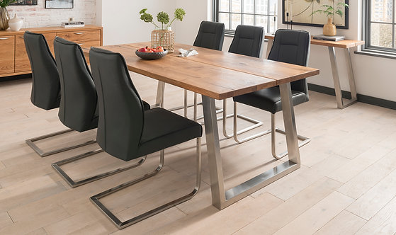 Trier 2.1m Dining Table