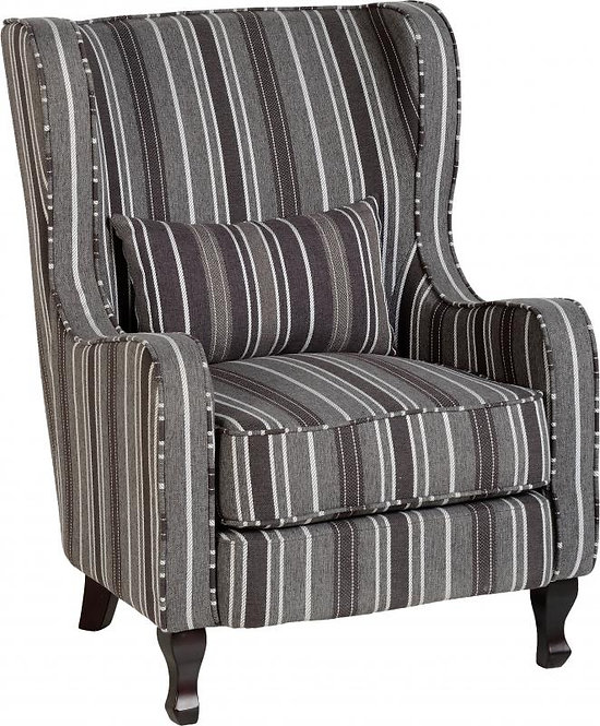 Sherbourne Fireside Chair - Grey