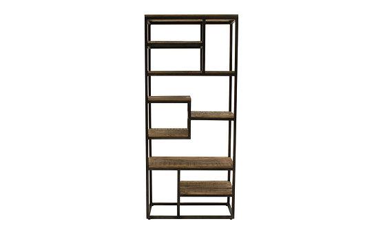Savannah Tall Slim Bookcase
