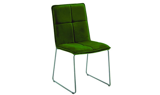 Soren Dining Chair - Green