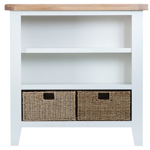 Toulouse Small Wide Bookcase