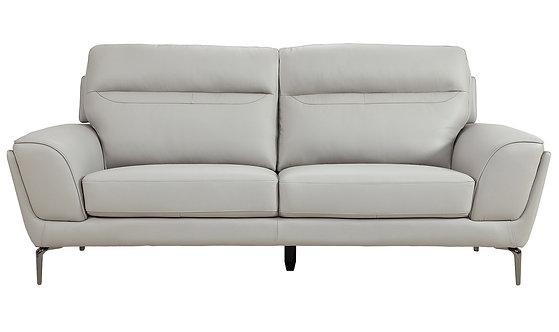 Vitalia 3 Seater - Light Grey