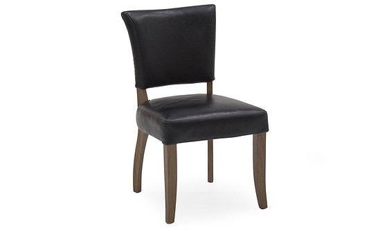 Duke Dining Chair - Ink Blue