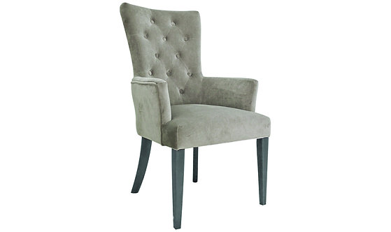 Pembroke Arm Chair - Taupe