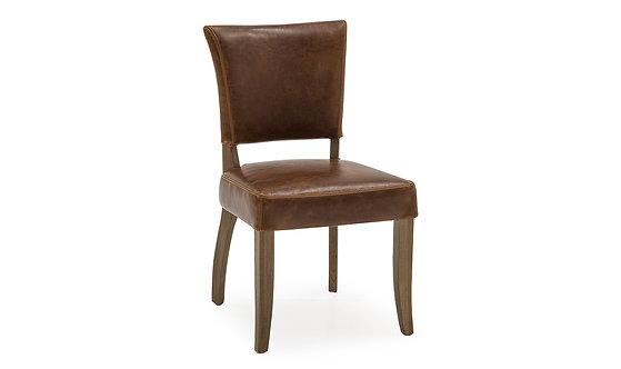 Duke Dining Chair - Tan Brown