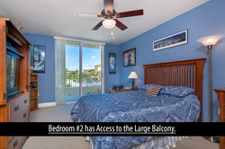 14 bedroom 2 view and balcony access