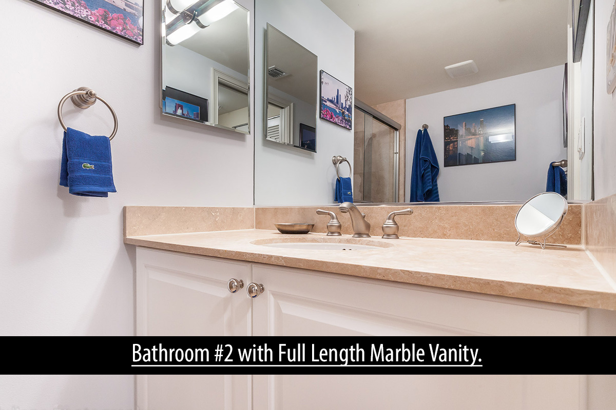 17 bathroom 2 vanity