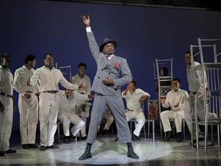 'Chicago' Team Zaps 'Scottsboro' Tale With Song, Dance