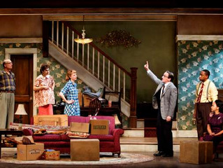 NY Review:  'Clybourne Park' at Walter Kerr Theatre