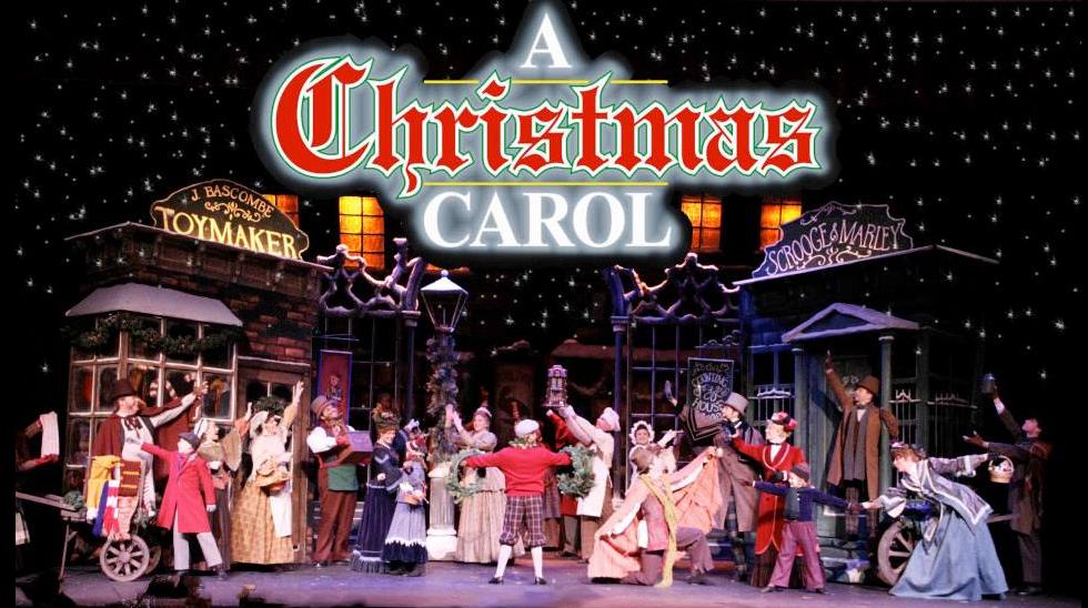 A  Christmas Carol national tour