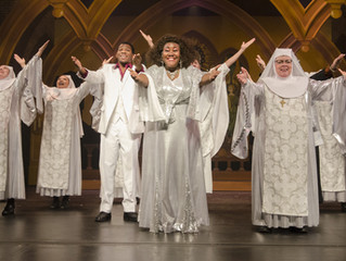 Review: 'Sister Act' a heavenly song-and-dance