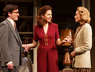 Theatre Review:  The Heartbreak of 'The Assembled Parties'