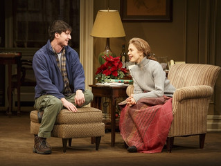 Theatre Review:  'The Assembled Parties'