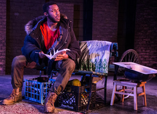 Review: Optimism, despair, uncertainty in 'BlackTop Sky'