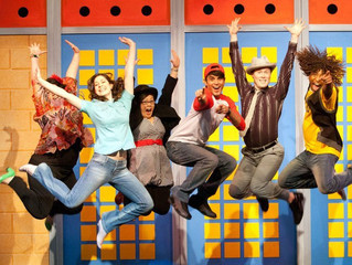 Humble Review - 'High School Musical' at the Springer Opera House