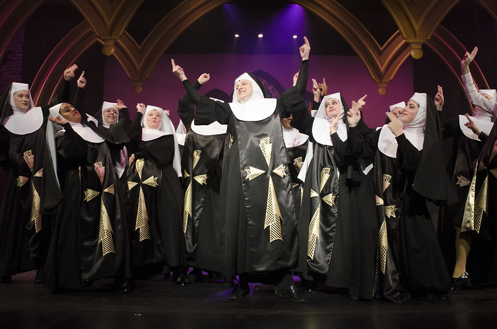 Sister Act directed by Kimberly Faith Hickman