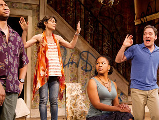Stage Review:  'Clybourne Park'