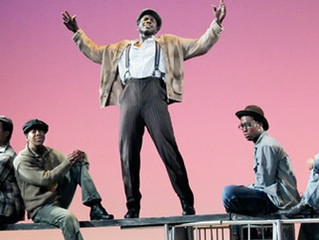 The Scottsboro Boys' theatre review
