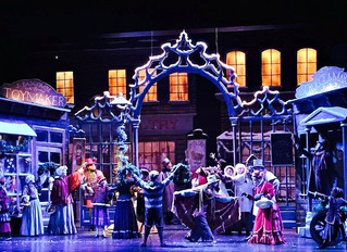 A Christmas Carol now on tour!