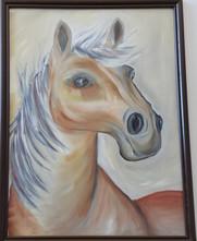 """GIRLY HORSE"""