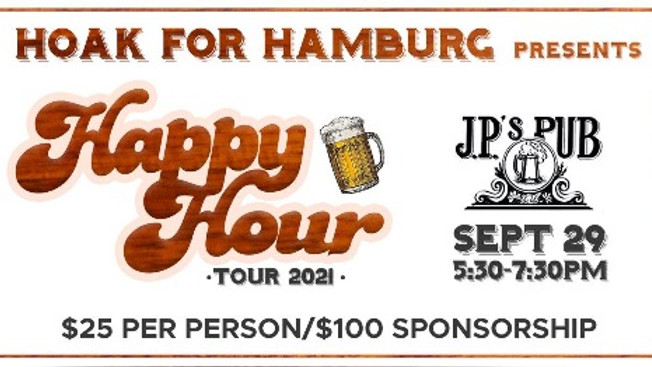 The Happy Hour Tour 2021