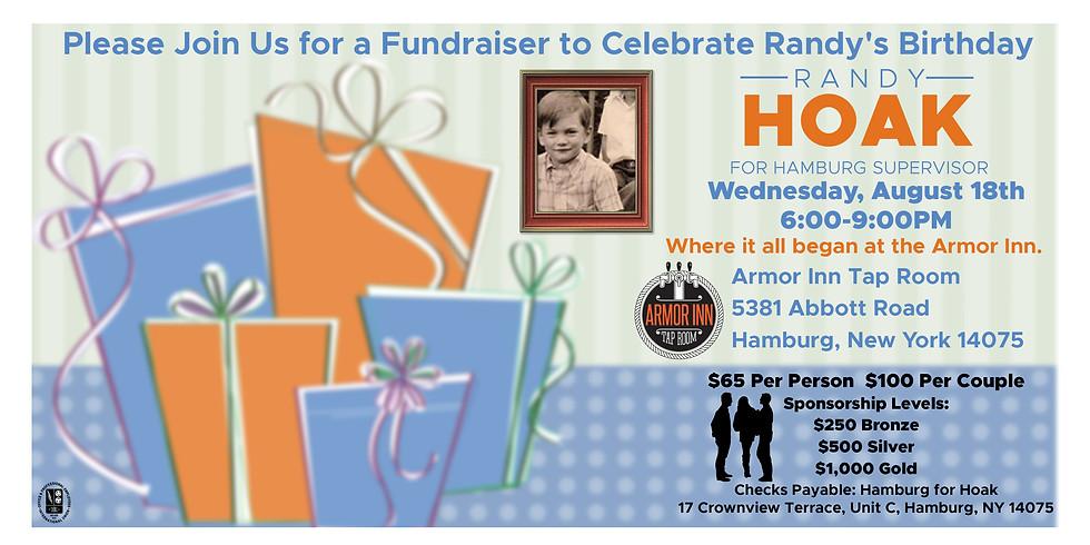 Randy's Birthday Bash Fundraiser