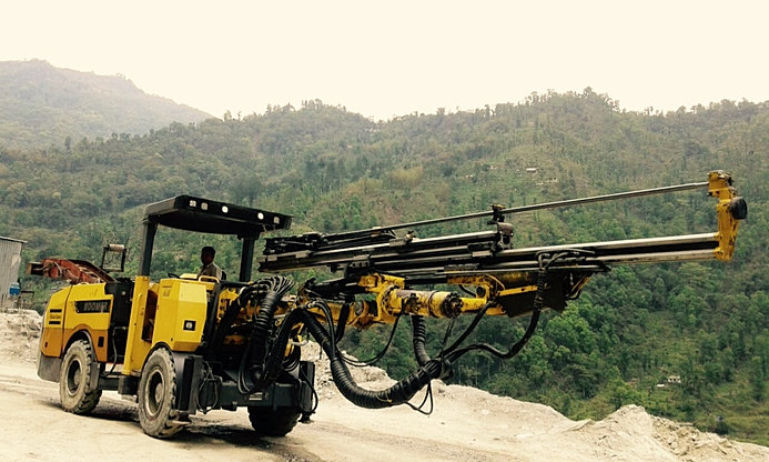 Machino International Solutions For Tunnel Machines And