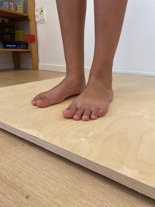 רצפת מחול ניידת לבית