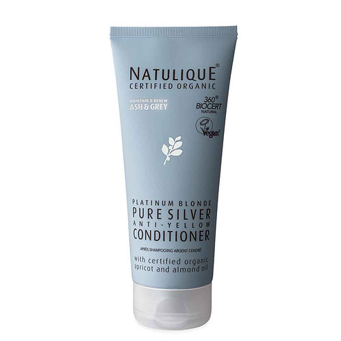 Natulique Pure Silver Anti-Yellow Conditioner