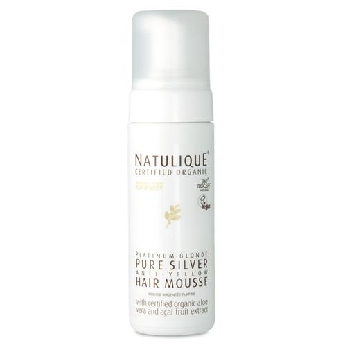 Natulique Pure Silver Hair Mousse