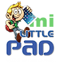 MiLittlePad Logo White.png