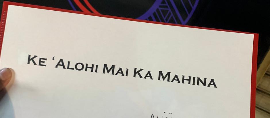 Hālau Ke ʻAlohi Mai Ka Mahina