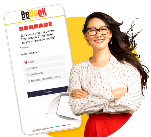 sondage bebook